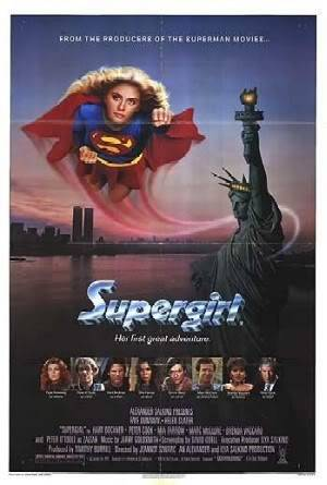 SUPERGIRL. Supergirlposter