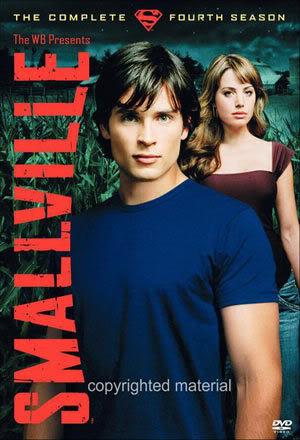 EPISODE 1 - CRUSADE Smallville-season-4-pochette-avant