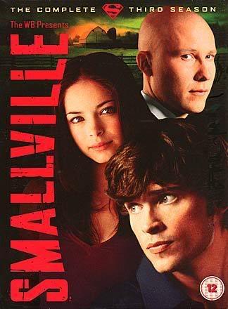 EPISODE 1 - EXILE Smallville-season3