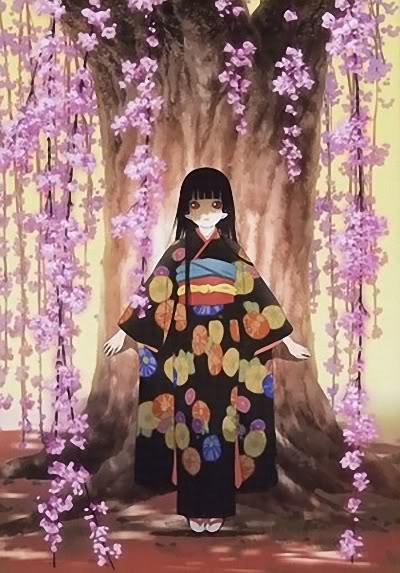 [Review-Preview] Girl from hell!!! Vào xem thử đi!!! Jigoku_Shoujo_Futakomor