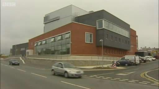 Caernarfon Criminal Justice Centre CaernarfonCJC