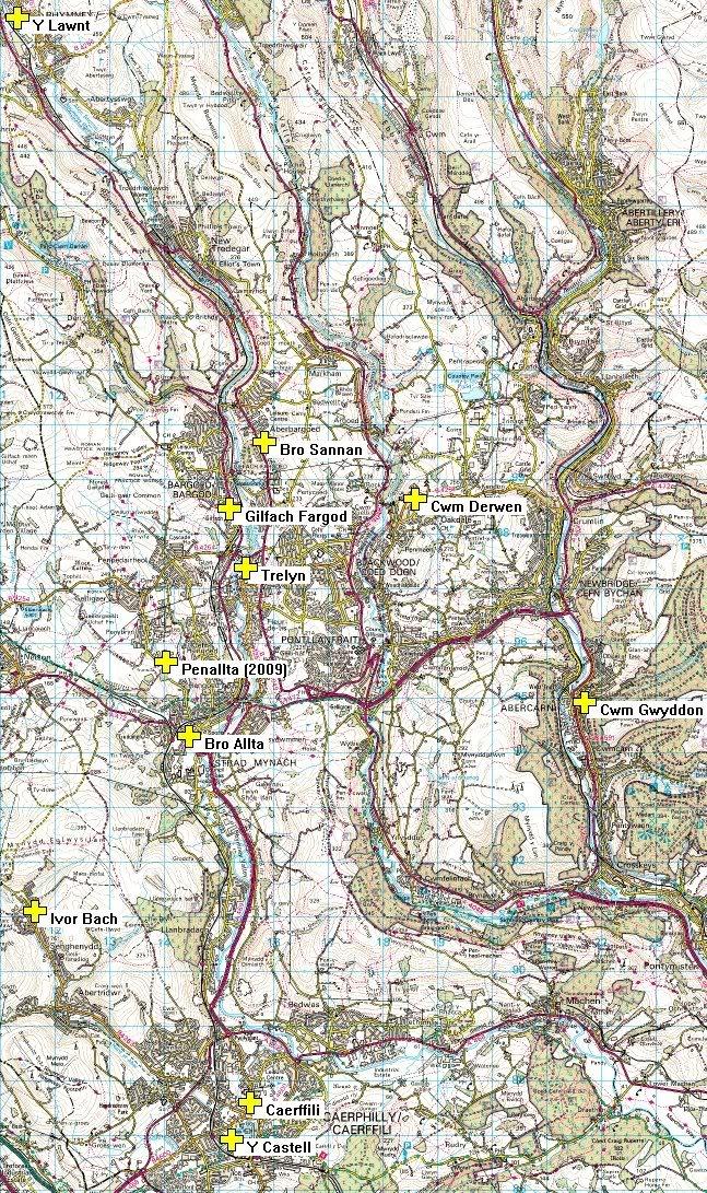 Welsh-medium education in Caerffili WMP-Caerffili