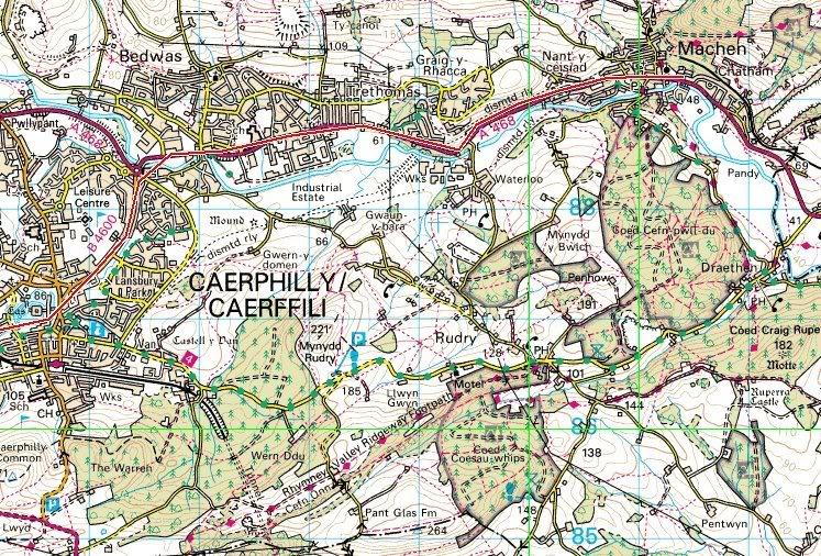 Welsh-medium education in Caerffili Rudrywaterloo