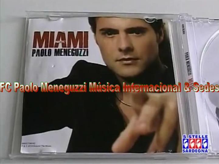 Fotos del CD MIAMI 2010 de Paolo Meneguzzi Pmcdmiamifc2
