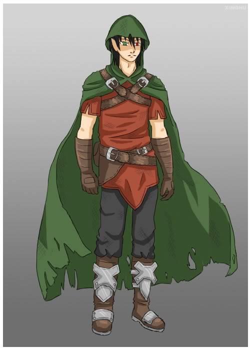 Akena Character Profiles Merolgwbg