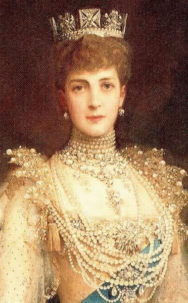 Alejandra y Eduardo VII Alixlovely
