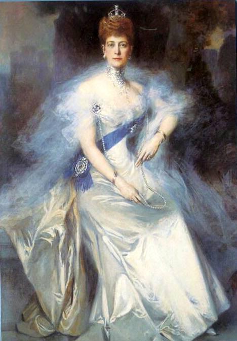 Alejandra y Eduardo VII BlueAlix