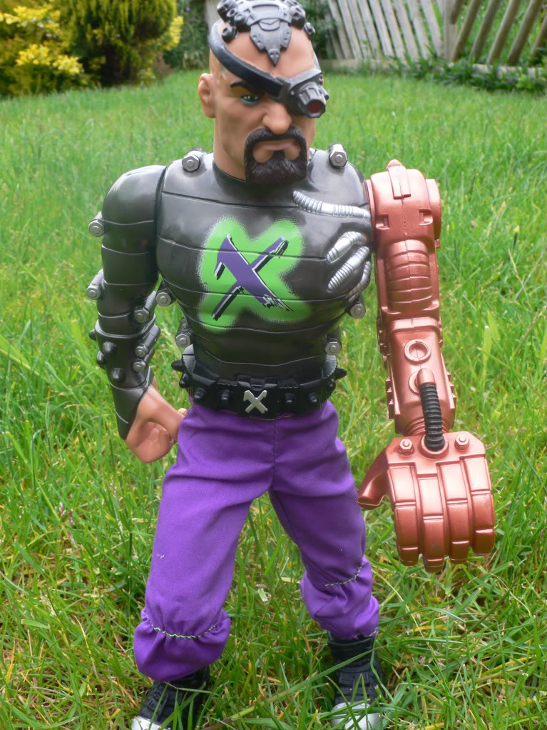 What is your favorite Dr. X figure and why ? DrX009-1