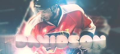 Philadelphia Flyers.  Davidsonsig