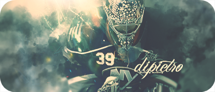 New York Islanders. Dipietro