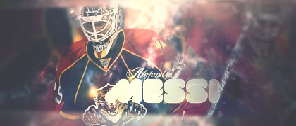 Florida Panthers. Messi3