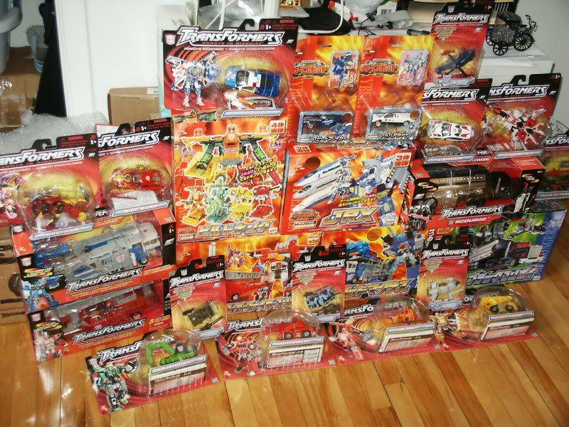 La collection de Mega-Zarak (Danilo Rivas) - Page 2 Transformers2000007