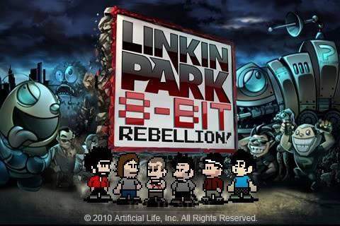 [Review: App] Linkin Park's 8-Bit Rebellion 36f752a3