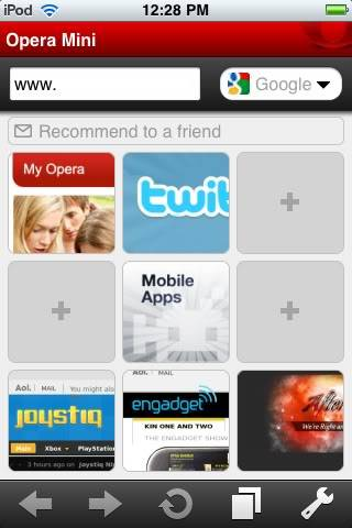 [Review: App] Opera Mini for iPhone 4390adc8
