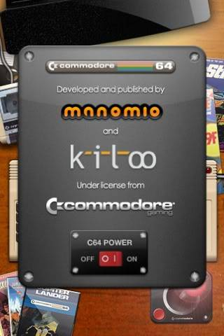 [Review: iPhone App] Commodore 64 Eb449308