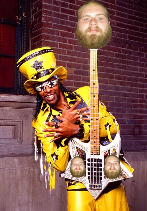 Luna Bass Guitar? Sambass
