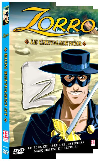 La Légende de Zorro / Zorro - Page 2 Dvd_zorro01