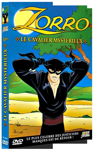 La Légende de Zorro / Zorro Dvd_zorro03