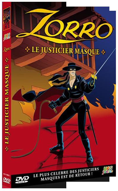 La Légende de Zorro / Zorro Dvd_zorro06