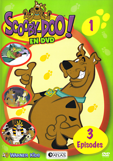 Scoubidou Scoobydoo_dvd