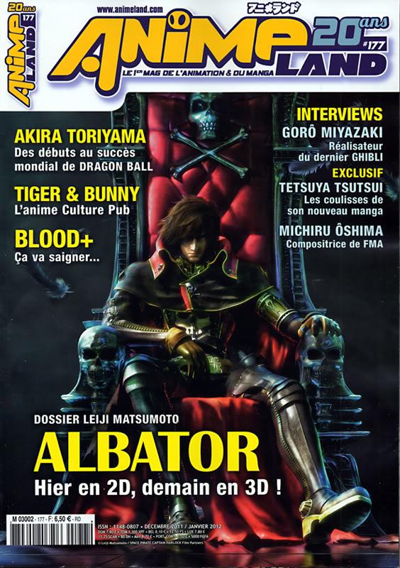 Albator - Page 4 Anime-Land-177_Dec2011_janv2012
