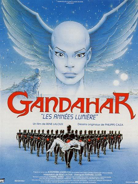 [Résolu] Gandahar: Recherche titre dessin animé ~20ans GANDAHAR
