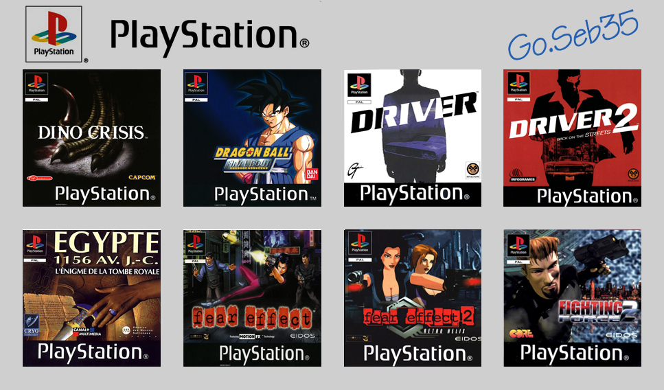 Playstation 1,2,3,4,5 Planche_PS_P02
