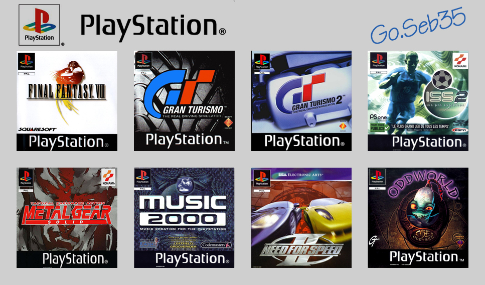 Playstation 1,2,3,4,5 Planche_PS_P03