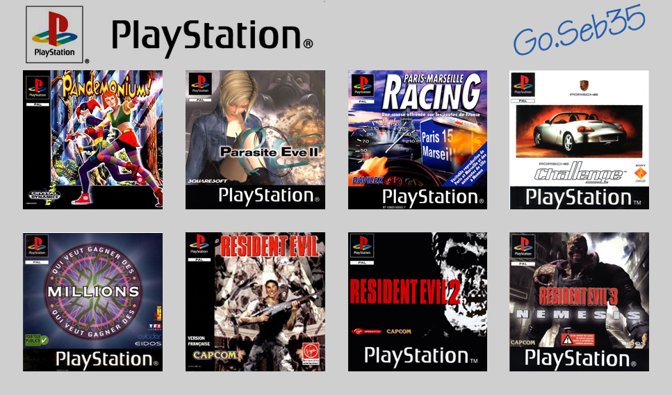 Playstation 1,2,3,4,5 Planche_PS_P04