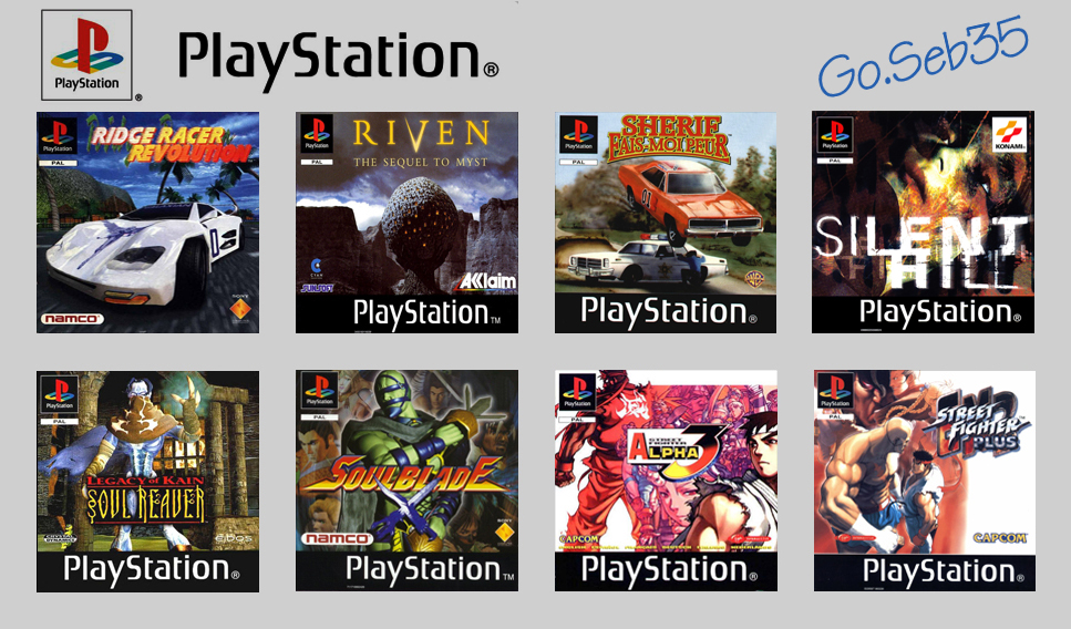 Playstation 1,2,3,4,5 Planche_PS_P05