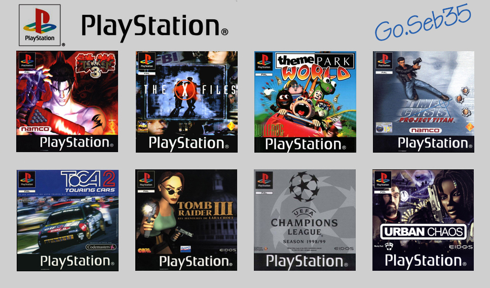 Playstation 1,2,3,4,5 Planche_PS_P06