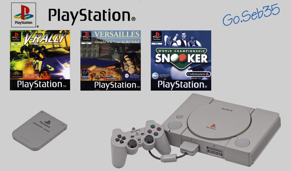 Playstation 1,2,3,4,5 Planche_PS_P07