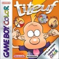 Game Boy GameBoyColor_Titeuf