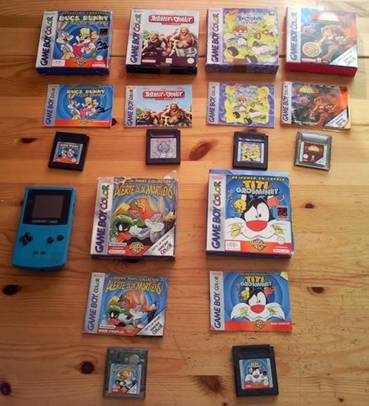 Game Boy Gbc-je11