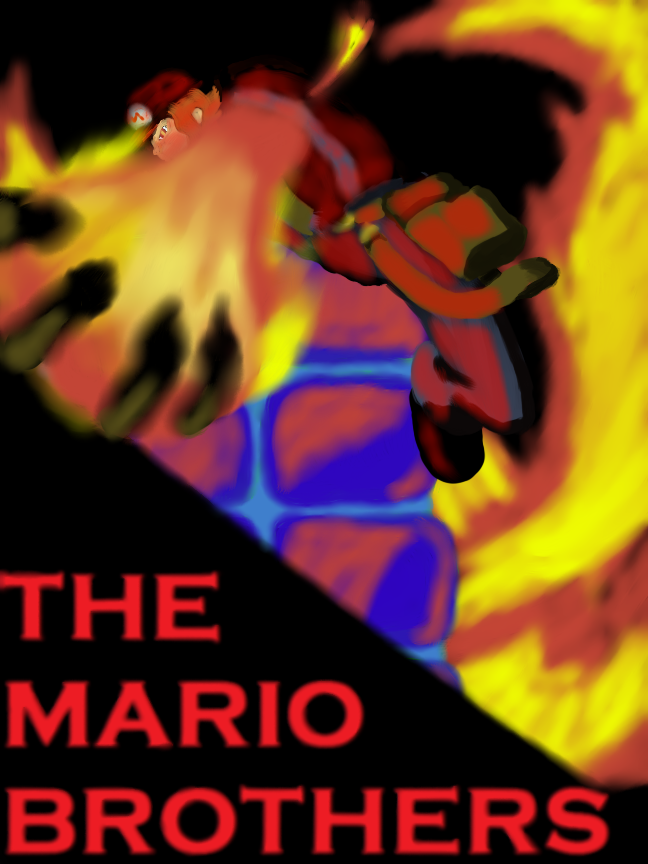 General Art - Page 2 TheMarioBroswords