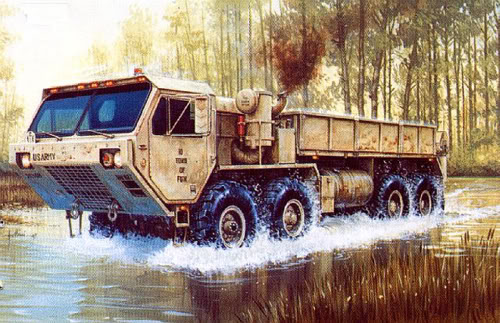 M984A1 RECOVERY VEHICULE 45261
