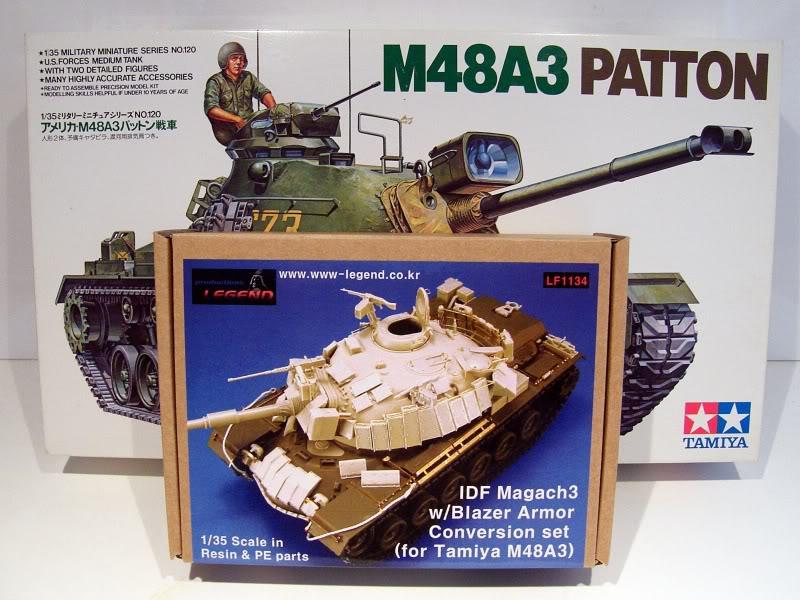 Montage MAGACH 3 W/BLAZER ARMOR DSCF3415