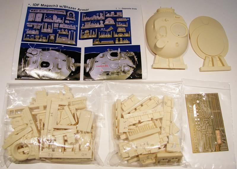 Montage MAGACH 3 W/BLAZER ARMOR DSCF3467