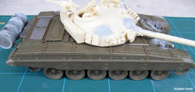 T72 Irakien  Tourelle DSCF6494