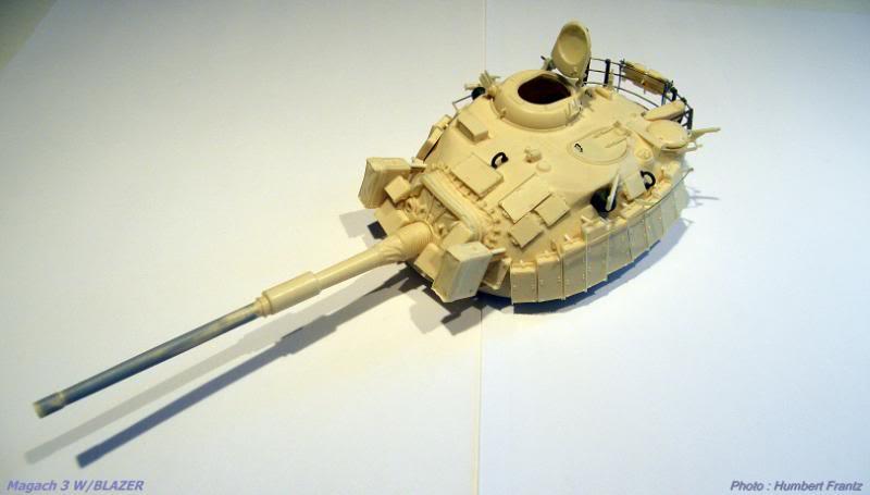Montage MAGACH 3 W/BLAZER ARMOR DSCF7577