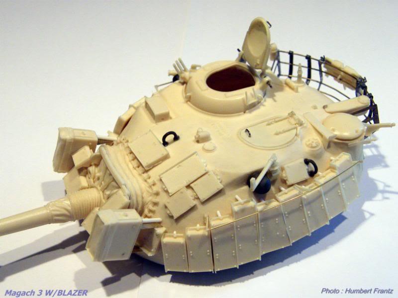 Montage MAGACH 3 W/BLAZER ARMOR DSCF7587