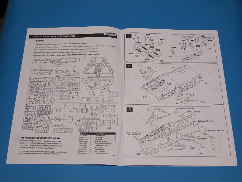 [Revue de kit] - Kinetic - Mirage 2000 B/D/N faite  par OST  Textes et photos KIN-K48032_Mirage2000BDN_Couv-02