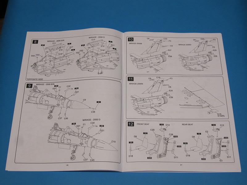 [Revue de kit] - Kinetic - Mirage 2000 B/D/N faite  par OST  Textes et photos KIN-K48032_Mirage2000BDN_Couv-04
