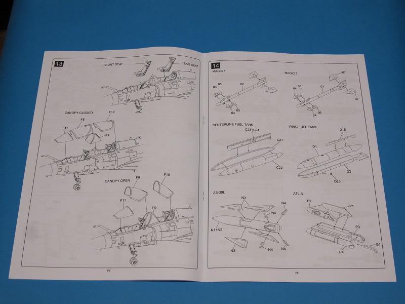 [Revue de kit] - Kinetic - Mirage 2000 B/D/N faite  par OST  Textes et photos KIN-K48032_Mirage2000BDN_Couv-05