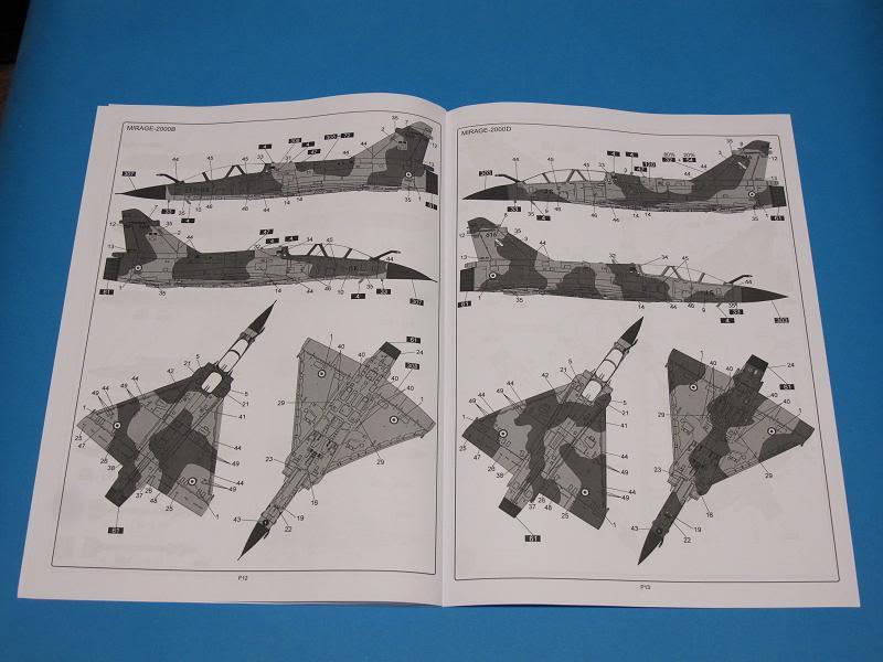 [Revue de kit] - Kinetic - Mirage 2000 B/D/N faite  par OST  Textes et photos KIN-K48032_Mirage2000BDN_Couv-07