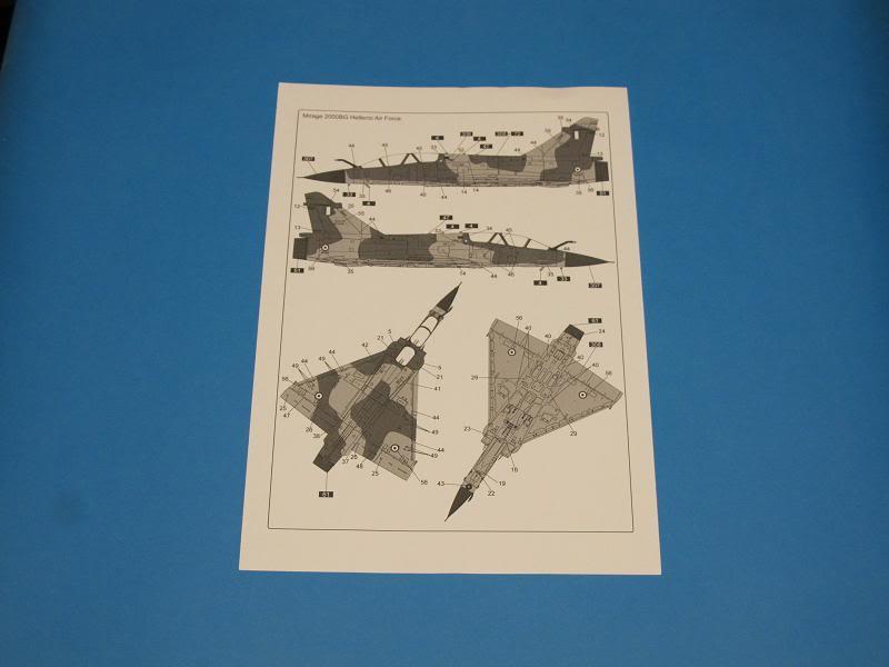 [Revue de kit] - Kinetic - Mirage 2000 B/D/N faite  par OST  Textes et photos KIN-K48032_Mirage2000BDN_Couv-09