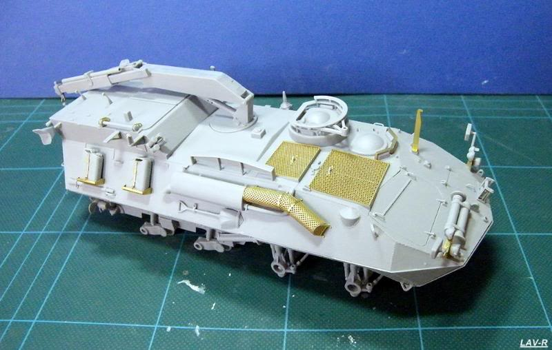 LAV-R  TRUMPETER Ref 00371 (Montage) LAV-RTrumpeterRef00370Frantz005