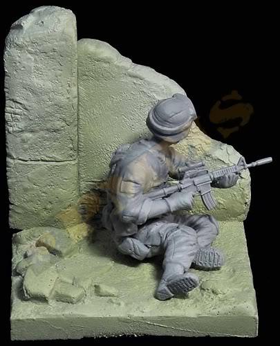 Modern Armies in Miniatures  MAIM35058