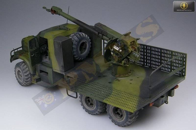 KRAZ-255B TMM-3 bridgelayer chez Miniman Factory  35021_02