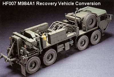 M984A1 RECOVERY VEHICULE Hf007